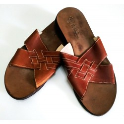 Sandalo Uomo Aperto Extralungo